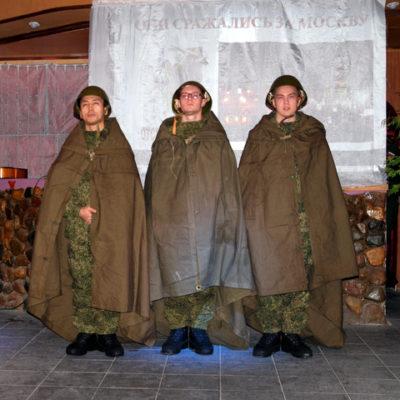 75 лет Битве за Москву