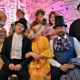 Театральная студия «Восход» на фестивале «Рузский софит»